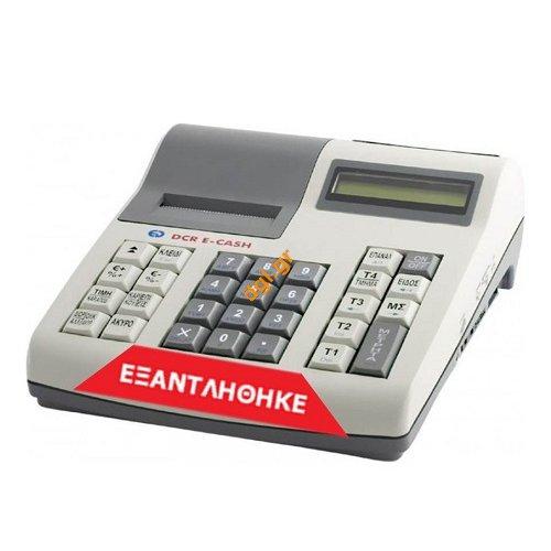 ταμειακή μηχανή Dcr e cash