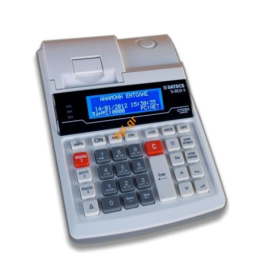 Φορολογικός μηχανισμός DATECS SBOX-II