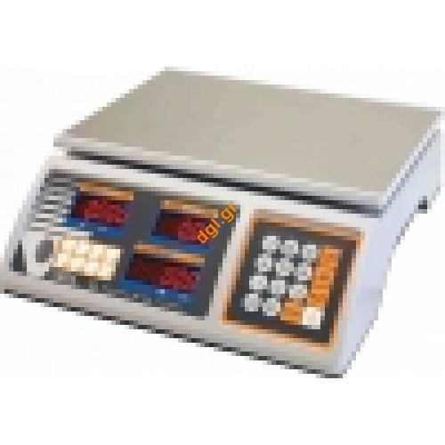 Ζυγαριά λιανικής DIGI DS 700 EBR