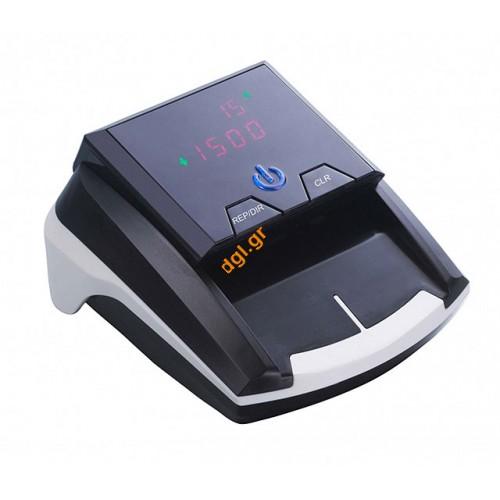 Ανιχνευτής πλαστών χαρτονομισμάτων με έγκριση DP 2258 LED