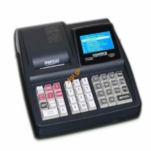 Επαγγελματική ταμειακή μηχανή DATECS CTR 410