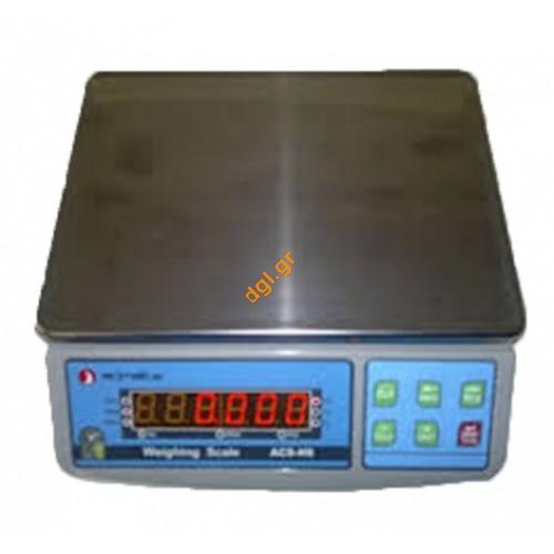 Admate ACS H-6 ζυγός μόνο βάρους και μέτρησης τεμαχίων