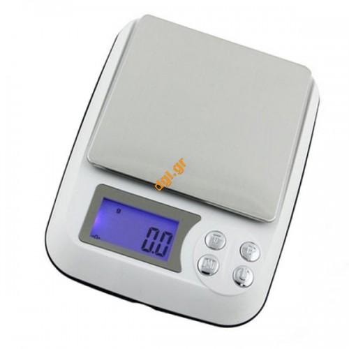 Μίνι αξιόπιστη ζυγαριά ακριβείας 0.1gr/3kg DMC km3000