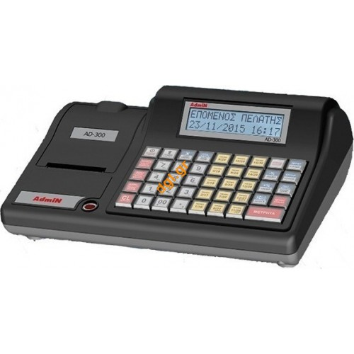 Admin AD-300 νέα Ελληνική ταμειακή μηχανή
