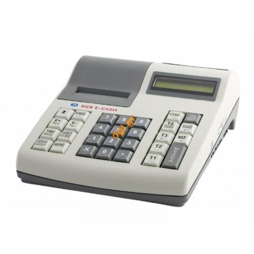 Φθηνή ταμειακή μηχανή DCR E-CASH