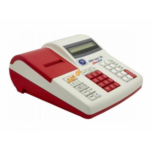 DCR easyj online ταμειακή μηχανή