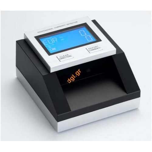 Ανιχνευτής νέων χαρτονομισμάτων ευρώ EC-350 με έγκριση