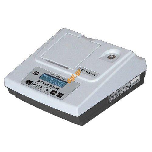 DCR Star 20plus φορολογικός μηχανισμός με driver