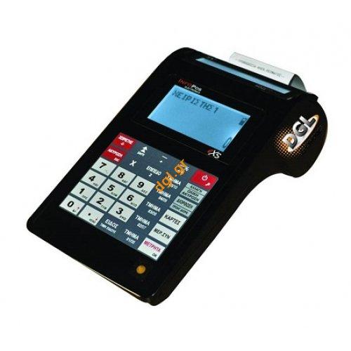 Φορητή ταμειακή μηχανή infopos exs